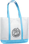 Tote Bags With Trim Colors